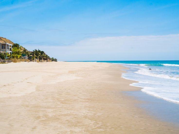 Máncora Beach, Máncora, Peru