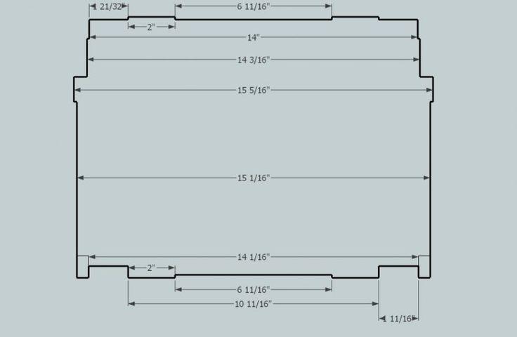 Detailed Interior Systainer Dimensions - talkFestool