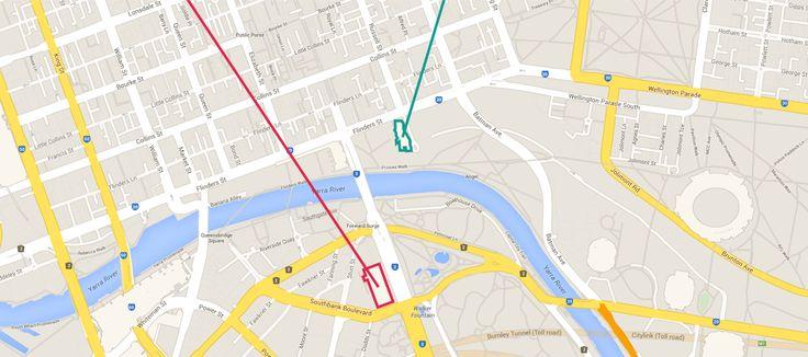 Google Maps location map