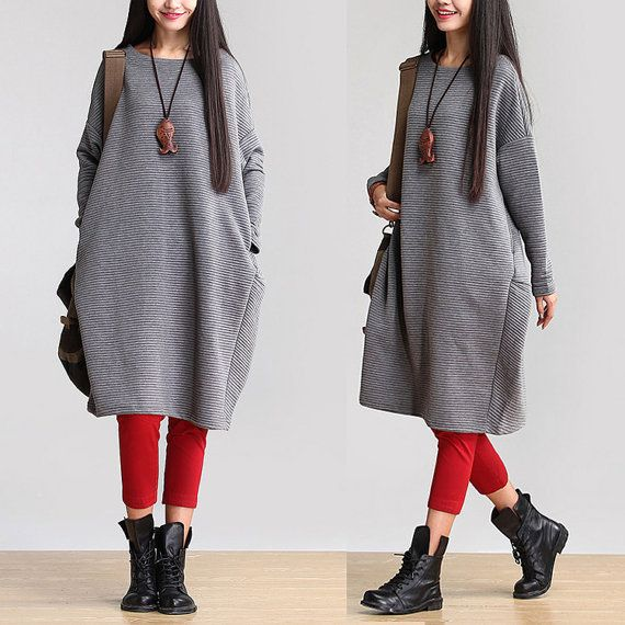 Loose Fitting Cotton Jacket Coat