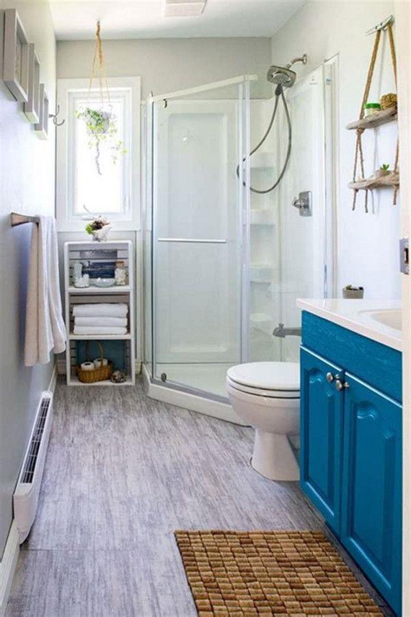 29 Beach Themed Bathroom Decorating Ideas In 2020 Beach Theme
