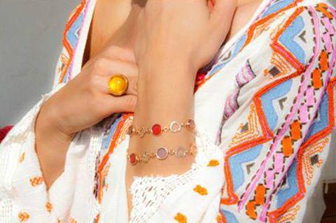 Discover the Boheme crystal bracelets by Lilou! Blue, Lilac, Purple and Burgundi crystal! #lilou #bracelet #Boheme #crystal #lilac #blue #purple #burgundi