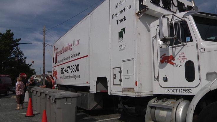 Document Shredding Montgomeryville PA - 610.674.6373 - Secure Shredding Services