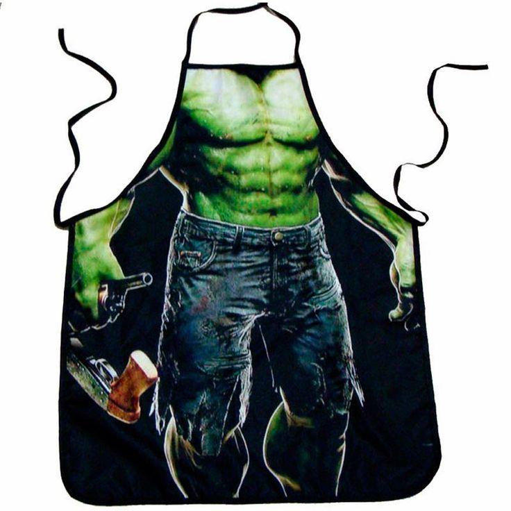 Delantal Increíble Hulk | Delantales