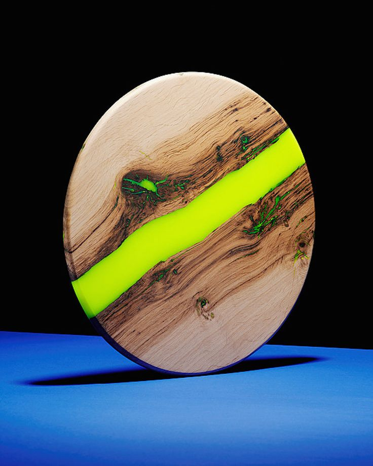 Beautiful Resin & Wood Design Tables
