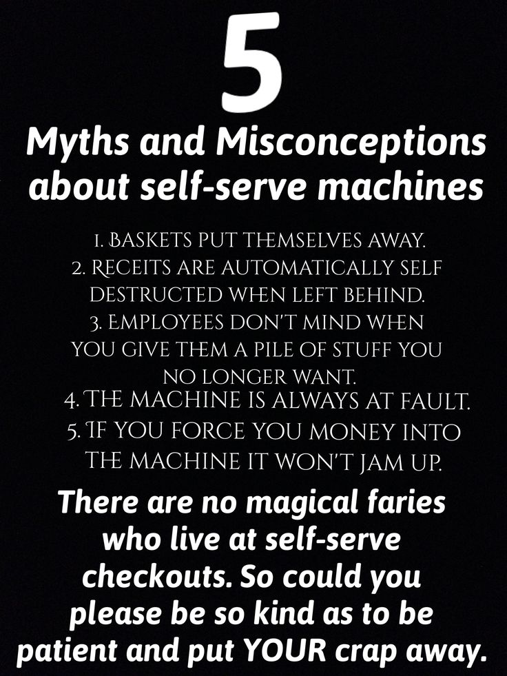 Quotes, self-serve, shopping, call-out, change, you, myths