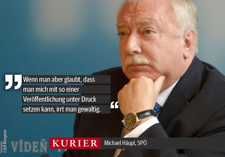 Bürgermeister Häupl zeigt sich wenig begeistert vom Vorgehen des Koalitionspartners http://kurier.at/chronik/wien/wiener-wahlrecht-haeupl-nach-vassilakou-vorstoss-verstimmt/102.032.743