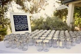 Ideas for Mason Jar uses! :): Masons, Wedding Ideas, Mason Jar Weddings, Glass, Party Idea, Mason Jars, Weddingideas