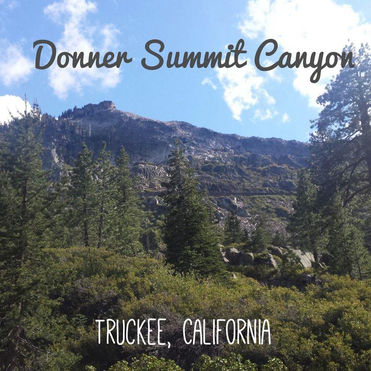 Donner Summit, Truckee, California