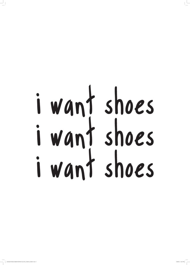 Can a girl ever own too many shoes? We think not!