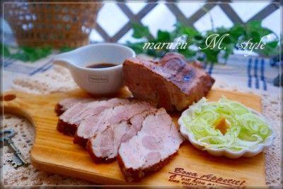 持ち寄りレシピ~豚肉の紅茶煮(圧力鍋で簡単!) | ~Café fuu Manma~mamaの鍵