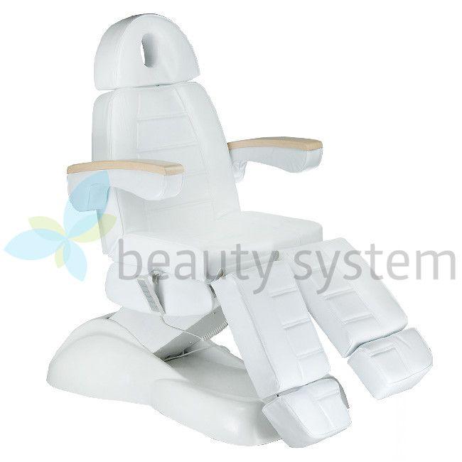 Fotel kosmetyczny LUX Pedicure BG-273E 5 silników