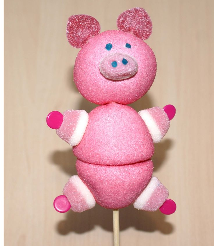 marshmallow Pig idea