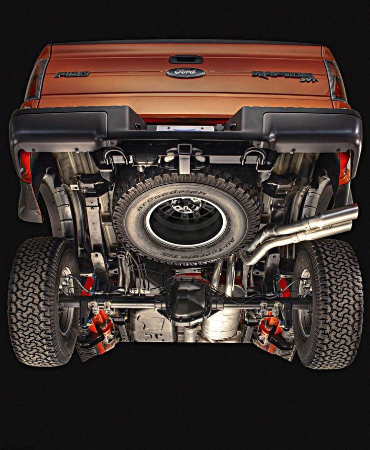 classic ford f-150 off road high perfromance raptor trucks