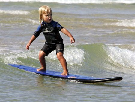 baby surf