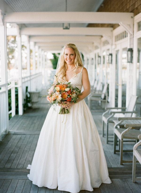 A Gorgeous Blogger Turned Bride On Her Cape Cod Wedding Day Photography By