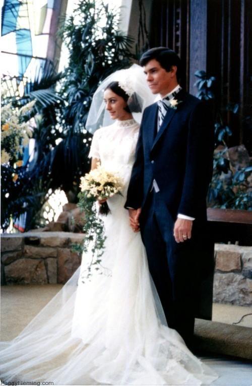 Greg and peggy wedding