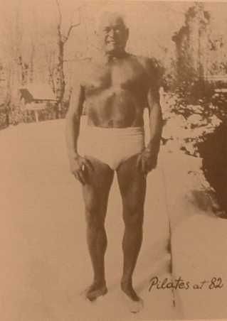 """""""I must be right. Never an aspirin. Never injured a day in my life. The whole country, the whole world, should be doing my exercises. They'd be happier."""" - Joseph Pilates"""