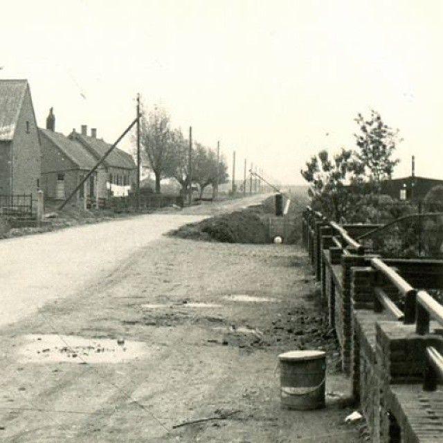 zhz0919 @zhz0919 Zuid-Beijerland Koninginneweg (1946)