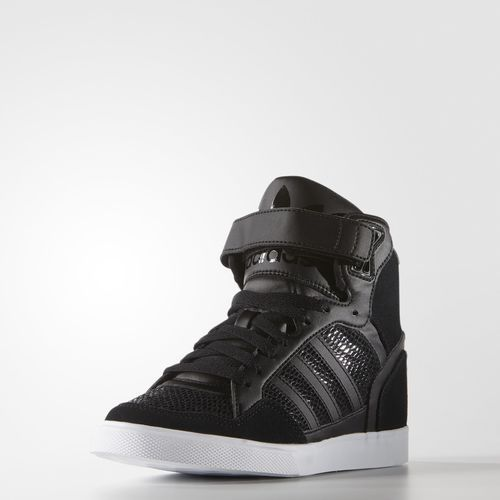 adidas Extaball Up Shoes - Black | adidas UK
