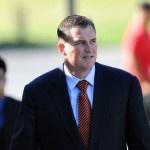 Doug Marrone, head coach Buffalo Bills