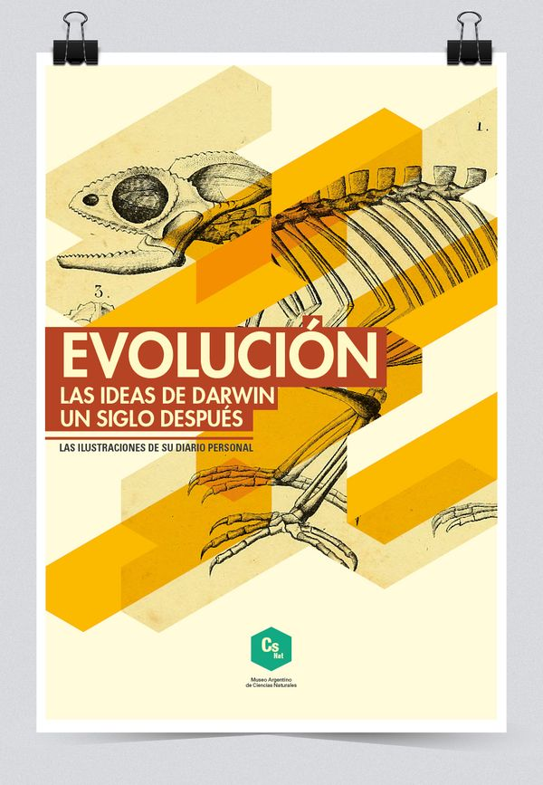 Natural Science Museum of Bs As (updated) by Esteban Simone, via Behance