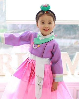 여아한복(GIRL HANBOK.女童韩服 )