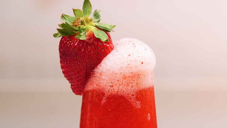 The original version of this cocktail hails from Harry's Bar in Venice. Our rendition substitutes strawberries for the traditional...