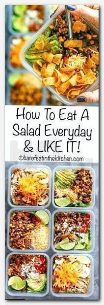 How to Eat a #Salad Everyday and Like it ! #Diettips