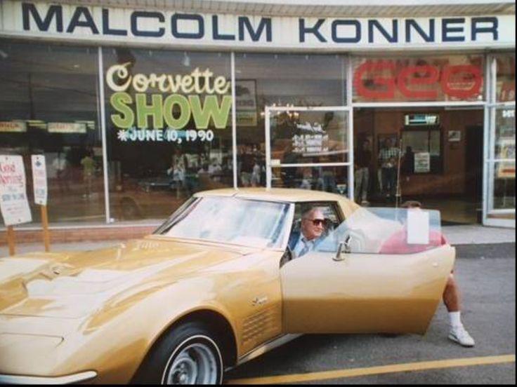 1990 Malcolm Konner Chevrolet Dealership, Paramus, New ...