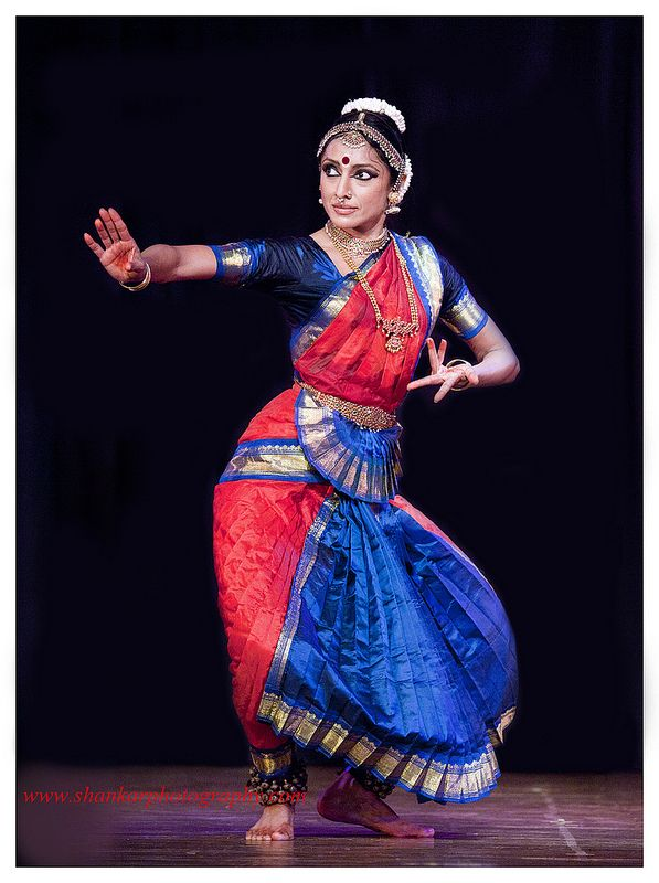 Bharatanatyam Dance Exponent. Artist: Meenakshi Srinivasan | by Shankar Adisesh Photography
