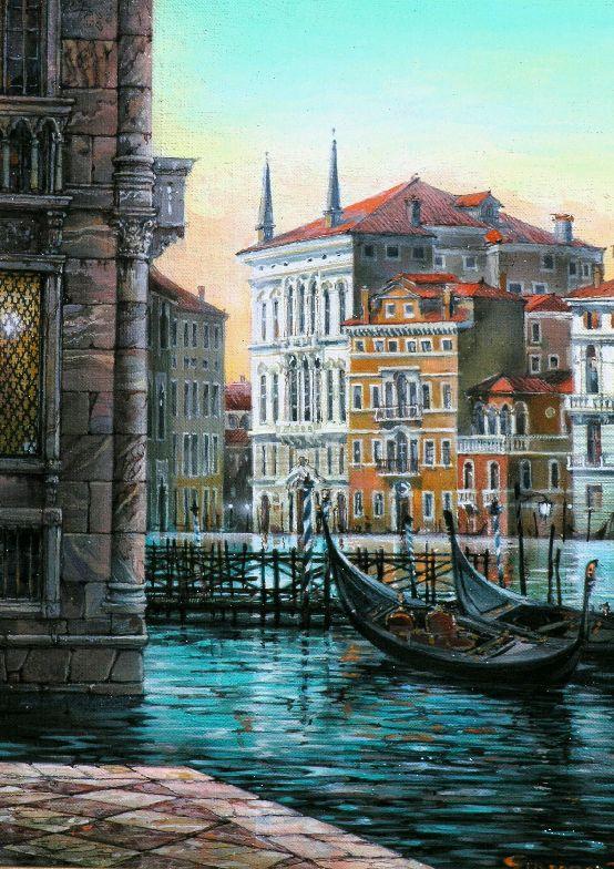 Palazzo Foscari, Venezia da Vladimir Stroozer
