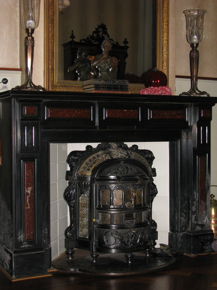 """So cool~ Victorian """"Fireplace"""""""