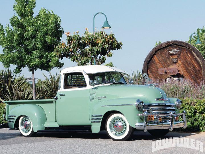 1949 Chevrolet 3100 Pikap