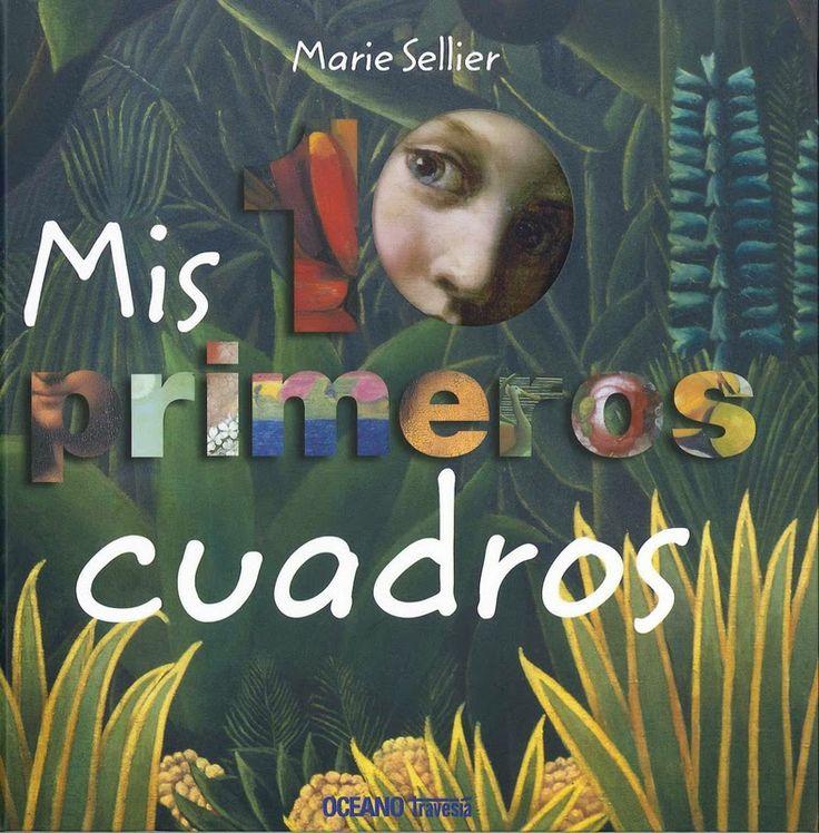 RZ100 Cuentos de boca: ARTE PARA NIÑOS: 20 libros geniales con los que introducir en el arte a los más pequeños.