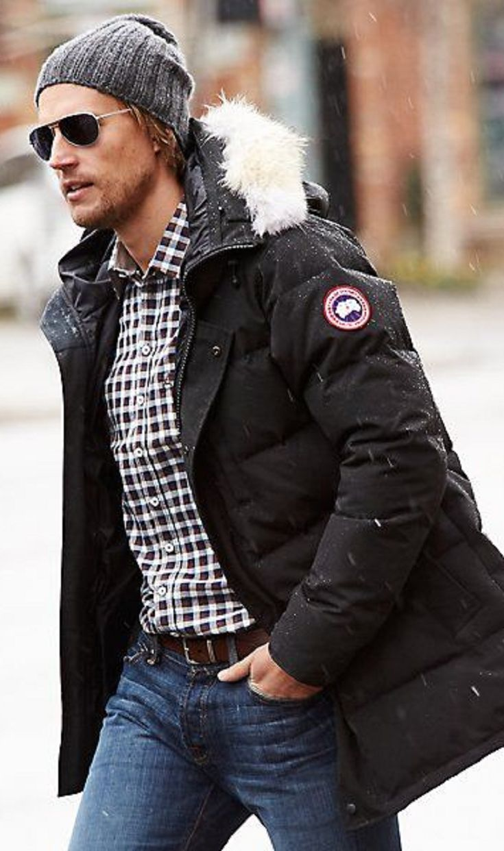 Why Every Guy Should Own A Winter Parka