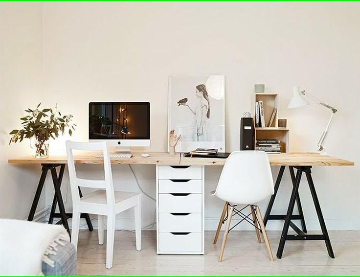 Amato Oltre 25 fantastiche idee su Arredamento per ufficio Ikea su  AB07