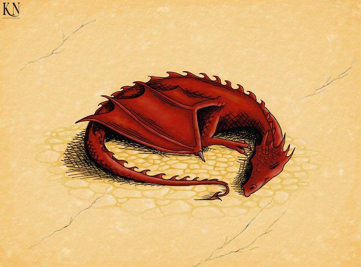 sleeping dragon by kevissykez - photo #16
