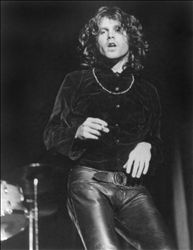 Jim Morrison artist and biography page. <3