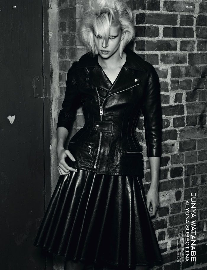 Collections: Dazed & Confused September '11