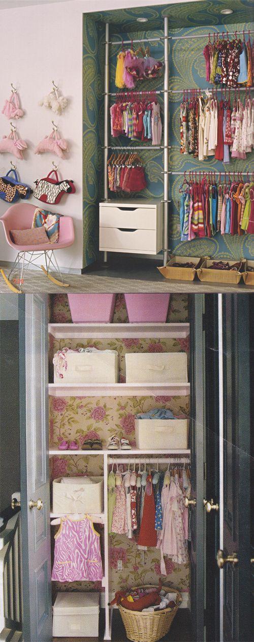 closetLittle Girls, Closets Organic, Closets Ideas, Girls Generation, Closets Design, Kids Room, Wallpapers, Baby Girls Closets, Kids Closets