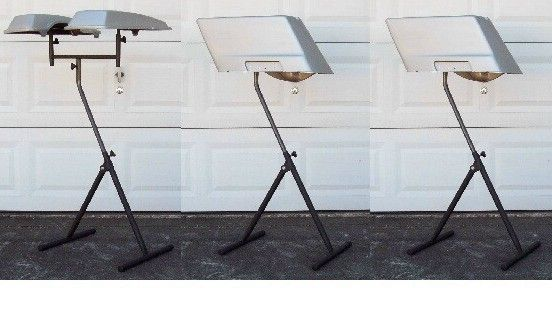 Conley Paint Stands|Hard Saddlebag Stands