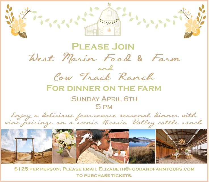 69 Best Our Farm To Table Dinners Images On Pinterest