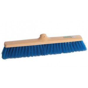 Cepillo de barrendero de 50 cms de ancho equipado con fibras blandas.