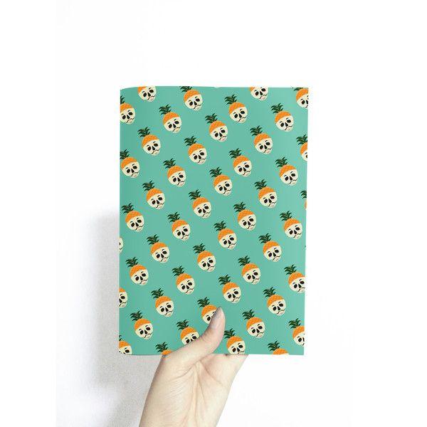 Pineapple Pattern Sketchbook - Super cute!