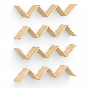 Дизайнерские полки на стену — купить