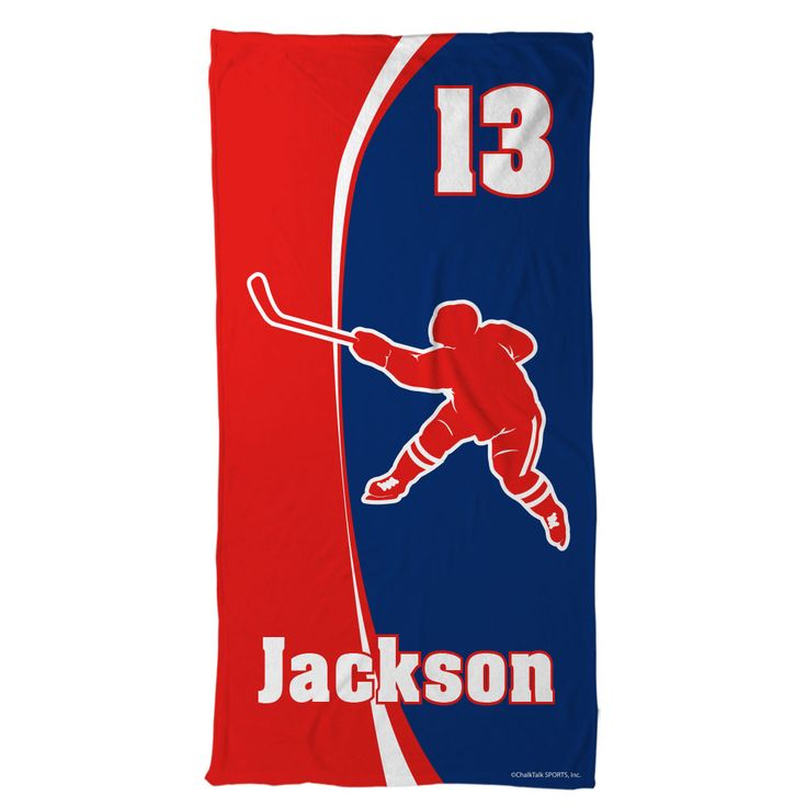Personalized Hockey Towels: Best 20+ Hockey Party Ideas On Pinterest