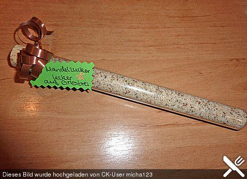 Angys Weihnachts - Mandelzucker (Rezept mit Bild) | Chefkoch.de
