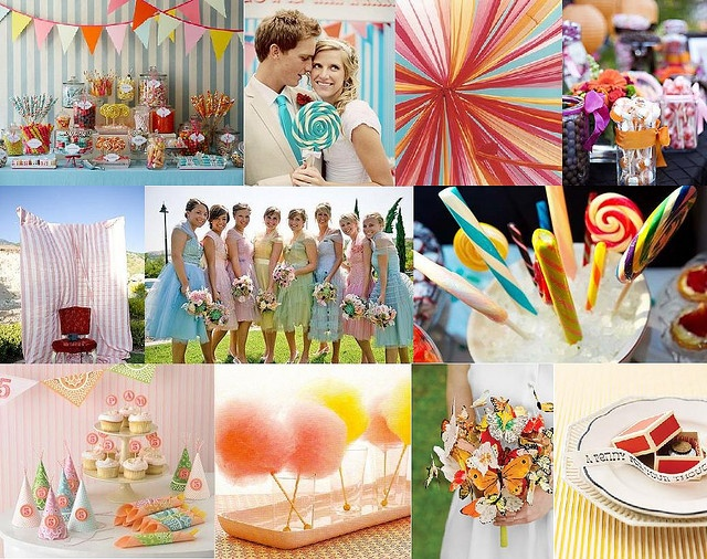 The colors and theme are exactly what I want! Perfect for an early summer wedding!