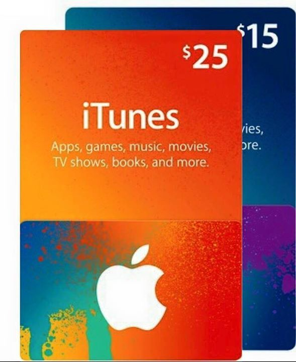iTunes Gift Card $10 - 13500/ iTunes Gift Card $30 - 40000/- iTunes Gift Card $50 - 66500/- iTunes Gift Card $100 - 132000/- #electronics #mobiles #mobilesaccessories #laptops #computers #games #cameras #tablets   #3Dprinters #videogames  #smartelectronics  #officeelectronics